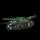 Dragonian tank