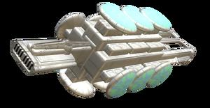 RemnantBioShip