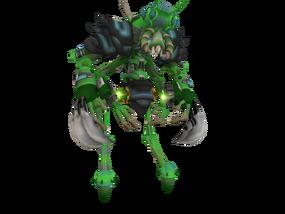 Madi warrior