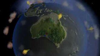 Spore - Destroying Earth (High Quality!)