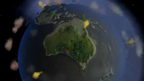 Технічний акаунт/Знищення Землі