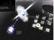Neutron star mining