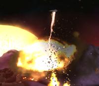 Star Destroyer Bombardment