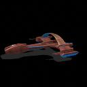 An'ru Light Cruiser