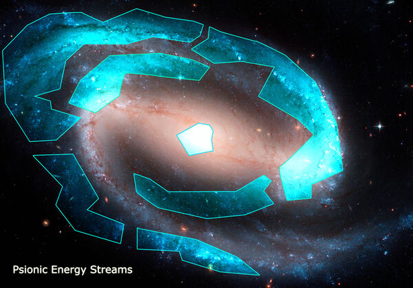 Chandras Psionic Streams