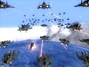 Empire versus Grox