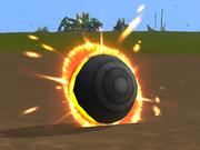 BombExploding