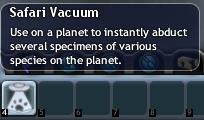 Safari Vacuum