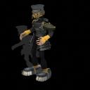 Commander Kendar Bozzel