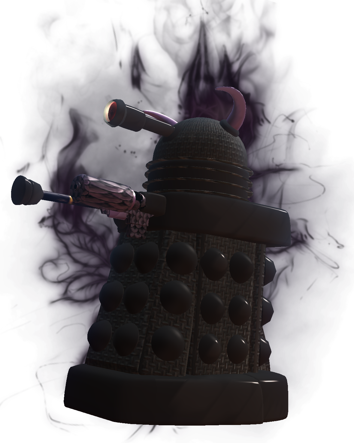 Captain:The Nightmarish Dalek | SporeWiki | FANDOM powered ...  Captain:The Nig...