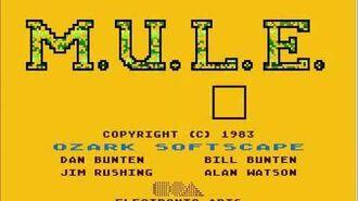 Atari M.U.L.E.