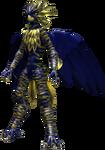 Rambo Serindia (Hachi Ver.) Male