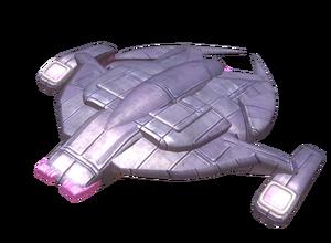 CoggieAttackShip