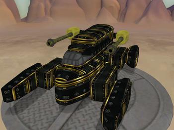 Assault Tank Mk3