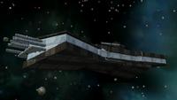 Carcubalan Battle Cruiser