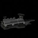 Tirithian Battle Cruiser 02