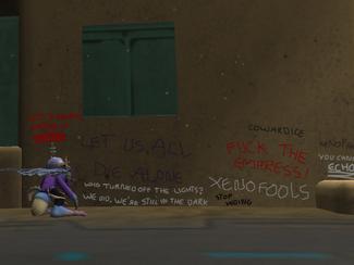 Agethime Grafitti