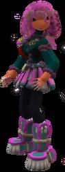 Claire Rambo (dress uniform)01