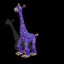 Жирафопард сущ