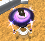 Imperial Wormhole Experiment
