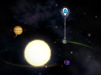 Homeworld Space View