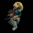 Operative female lt commander