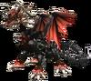 Vargash Dragon Form