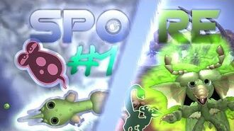 Lp. Spore История Черксасиков 1 Клетка и Существо-1