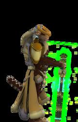 Kroc with sword 1
