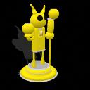 Статуя великого мага