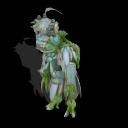 Shellious Tribal Costume
