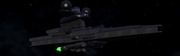Imperial Lizardian Battle Cruiser