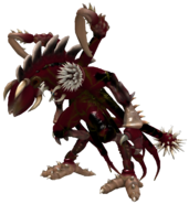 Stolithik Demon Form
