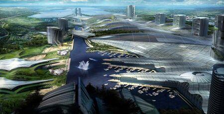 Centrus City-Spaceport