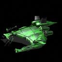 Dragonian Warship
