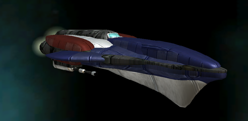 Retribution-Class Frigate
