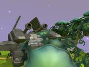 Overlord tank smash!