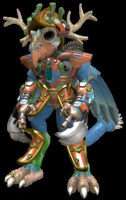 Herquie Combat Outfit