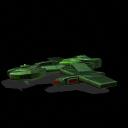 Hutter Battle Ship (Legacy Era)