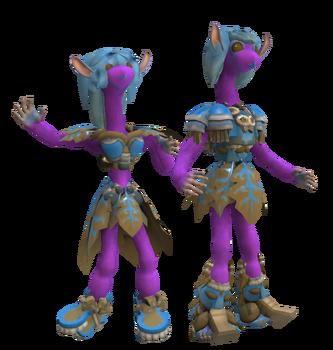 Carnthedain Elves 02