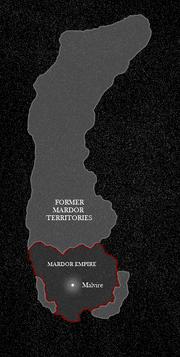 Mardor Mandate Map