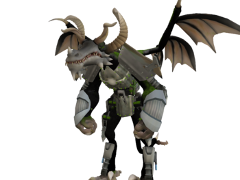 Metallos Dragon