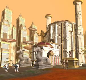 Acvartis Temple