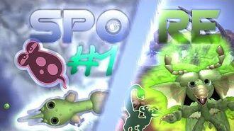 Lp. Spore История Черксасиков 1 Клетка и Существо