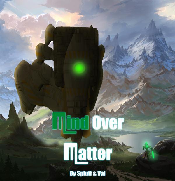 Mind over Matter cover 2