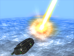 Planet Buster Interception