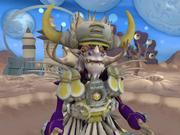 Lizardian Lizardian Commander Krazkramkrazm