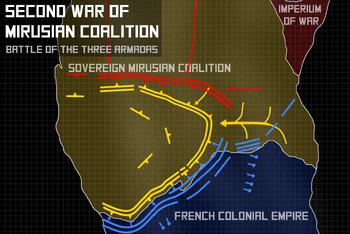 Battle of the Three Armadas 2