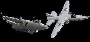 Hyperfighter Hurricane