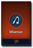 Warrior card